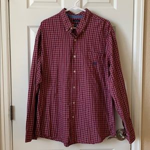 Men's Chaps easy care shirt size XL